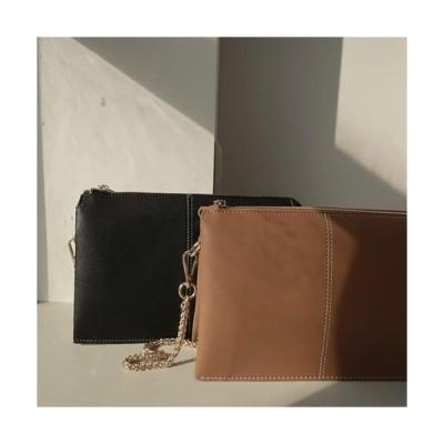 Zemma World レディース ショルダーバッグ MA-Wallet (bag)