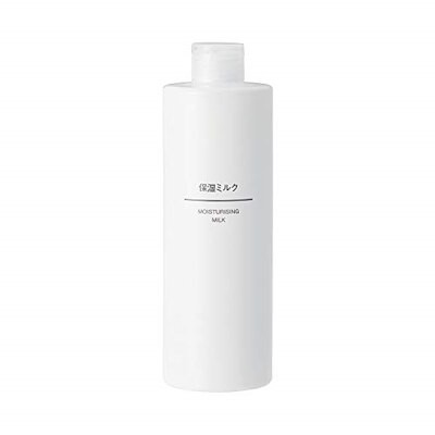 無印良品 保湿ミルク(大容量) ボディクリーム 400ミリリットル(x 1)