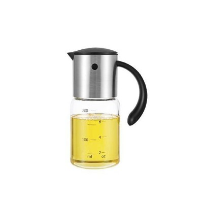 VKCHEF オイルボトル 液垂れしない 醤油差し オイル差し 小さい 醤油さし オイルスプレー アルコール ビネガー 酢ボトル オリーブ 油さし 調
