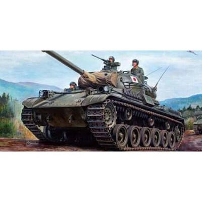 ファインモールド1/35 陸上自衛隊 61式戦車