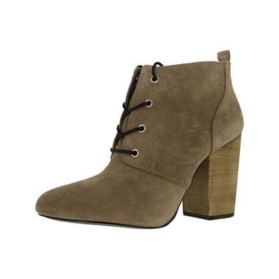 ブーツ ビーシービージェネレーション Bcbgeneration Women's Luca Leather Ankle-High Boot