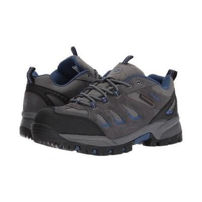 Prop?t プロペット メンズ 男性用 シューズ 靴 スニーカー 運動靴 Ridge Walker Low - Grey/Blue