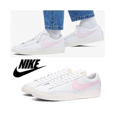 ナイキ Nike BLAZER LOW LEATHER / White / 取寄品