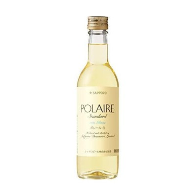 サッポロ ポレール スタンダード 白ワイン 甘口 日本 360ml