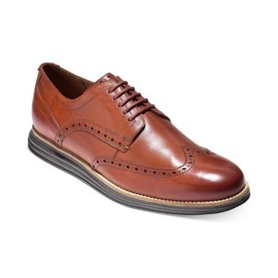 コールハーン Cole Haan メンズ 革靴・ビジネスシューズ シューズ・靴 Original Grand Wing Oxfords Woodbury/Java