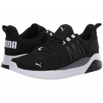 PUMA プーマ メンズ 男性用 シューズ 靴 スニーカー 運動靴 Anzarun Puma Black/Puma White【送料無料】