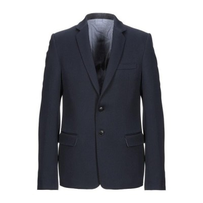 BALENCIAGA バレンシアガ テーラードジャケット  メンズファッション  ジャケット  テーラード、ブレザー ダークブルー
