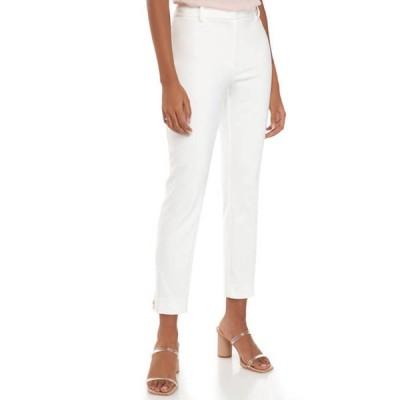 ダナキャラン レディース カジュアルパンツ ボトムス Women's Icon Straight Leg Pants