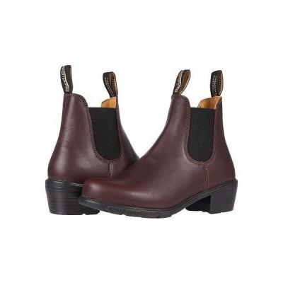 Blundstone ブランドストーン レディース 女性用 シューズ 靴 ブーツ チェルシーブーツ アンクル Heeled Boots - Shiraz