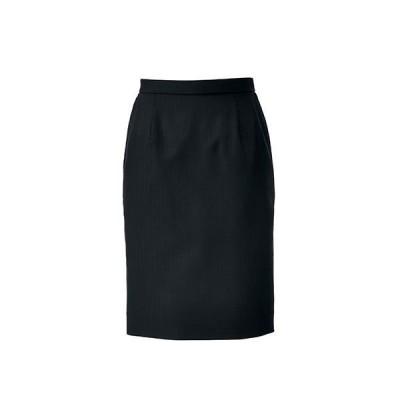 ボンマックスボンマックス BONOFFICE タイトスカート ブラック 5号 AS2299-16 1着(直送品)