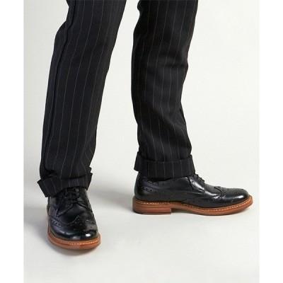 シューズ London Shoe Make/ロンドンシューメイク グッドイヤーウェルト製法オールレザー ウィングチップ