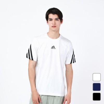 アディダス メンズ 半袖Tシャツ M3sttapeTee A9462 GP4119 GQ6206 GP4118 スポーツウェア adidas