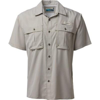 マジェランアウトドア シャツ トップス メンズ Magellan Outdoors Men's Aransas Pass Mini Check Short Sleeve Shirt Green Dark 04