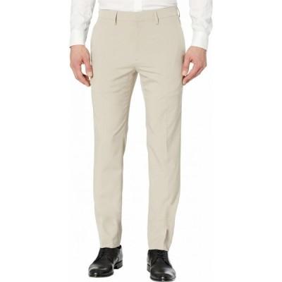 ケネス コール Kenneth Cole Reaction メンズ スラックス スキニー・スリム Technicole' Stretch Plain Weave Slim Fit Flat Front Flex Waistband Dress Pants