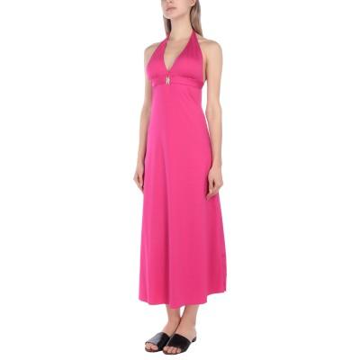 MARGARITA ビーチドレス フューシャ XL ナイロン 80% / ポリウレタン 20% ビーチドレス