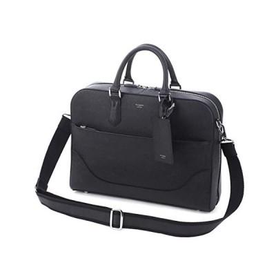 ペッレモルビダ ブリーフケース 本革 キャピタリーノ メンズ ブラック PM-CA015-BK
