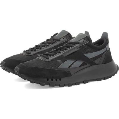 リーボック Reebok メンズ スニーカー シューズ・靴 classic legacy Black/True Grey