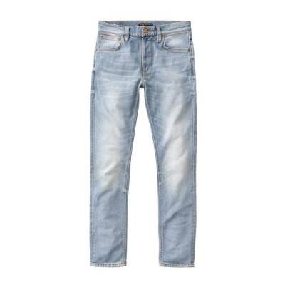 Nudie Jeans ヌーディージーンズ LEAN DEAN リーンディーン CLASSIC USED デニム パンツ 細身 ストレッチ スリム スキニー