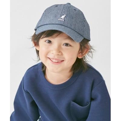 OVERRIDE / 【KANGOL】Kids Washed Baseball / 【カンゴール】キッズ ウォッシュド ベースボールキャップ KIDS 帽子 > キャップ