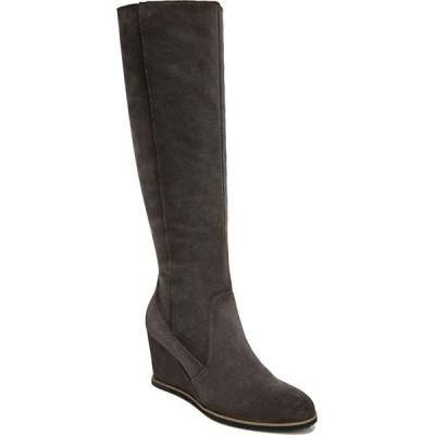 ナチュラライザー Naturalizer レディース ブーツ シューズ・靴 Gemini High Shaft Boots Taupe Suede