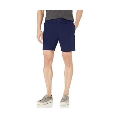 [ Essentials] 軽量 スリムフィット ストレッチ ショートパンツ メンズ