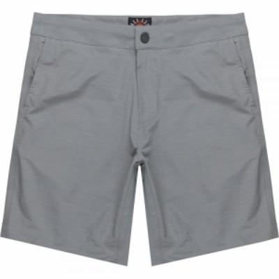 ファレティ Faherty メンズ ショートパンツ ボトムス・パンツ All Day Short Ice Grey