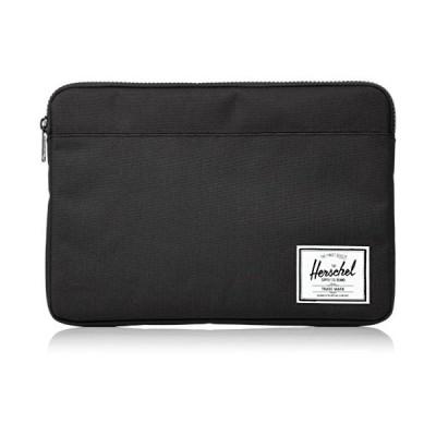 [ハーシェルサプライ] Anchor Sleeve for 13 inch Macbook 10054-00165-13 Black_並行輸入品