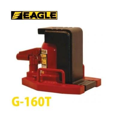 今野製作所 低床 爪付ジャッキ 8tX16t 標準タイプ G-160T イーグルジャッキ