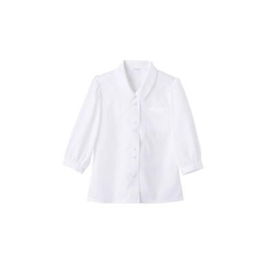 MONTBLANC BS2101-2 ブラウス(7分袖)(女性用) 【業務用】コック服