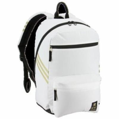(取寄)アディダスオリジナルス スーパースター 50 バックパック adidas Originals Superstar 50 Backpack White Black Gold