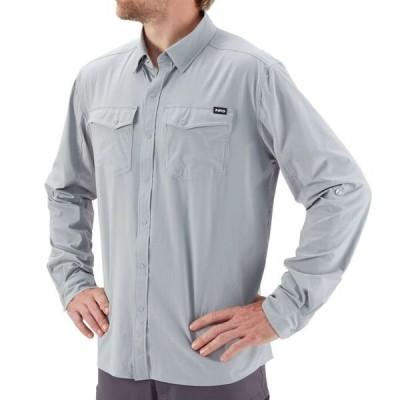 エヌアールエス メンズ シャツ トップス Guide Long-Sleeve Shirt