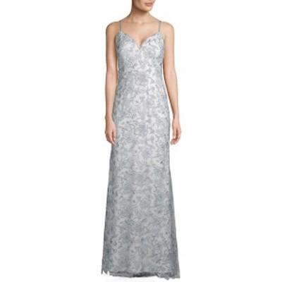 カーメンマークバルボインフュージョン レディース ワンピース Sleeveless Floral Gown