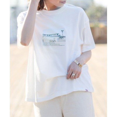 tシャツ Tシャツ 【2139SIRIES】PHOTO Tシャツ/ フォトプリントTee