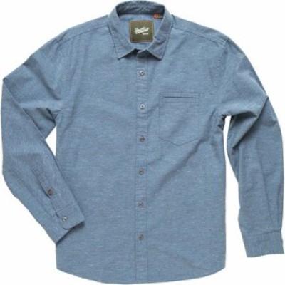 ハウラー ブラザーズ トップス Enfield Long-Sleeve Button-Down Shirt - Mens