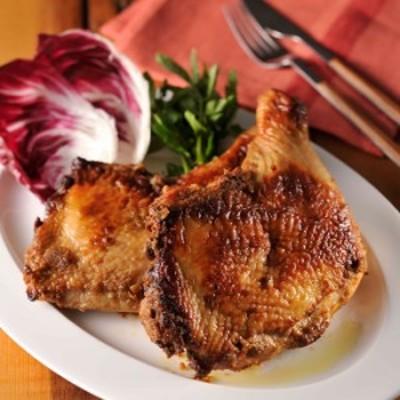 さぬき 骨付鶏 ギフト 【送料無料】さぬき骨付鶏4本 チキンオイル1本のセット