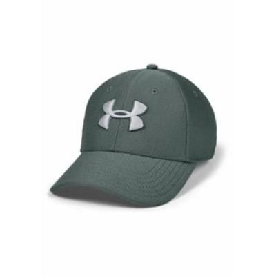 アンダーアーマー メンズ 帽子 アクセサリー Blitzing Hat 424 Lichen Blue