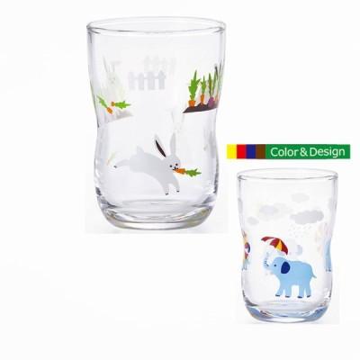 タンブラー おしゃれ 食器 ギフト |つよいこグラスかくれんぼ つよいこグラス M かくれんぼ 6087