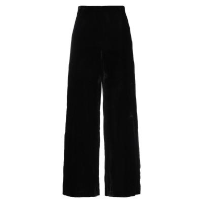 MAJE パンツ ブラック 34 レーヨン 77% / ナイロン 23% パンツ
