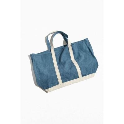 アーバンアウトフィッターズ Urban Outfitters メンズ ハンドバッグ バッグ uo larged washed cotton boat bag Navy