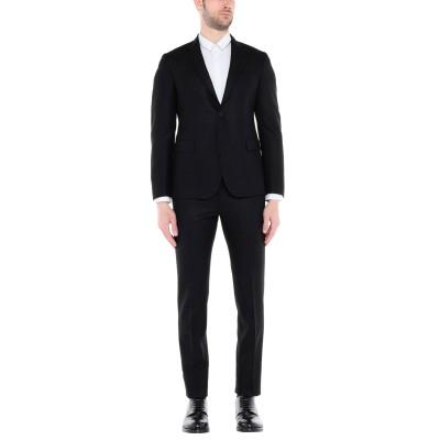 ブライアン デールズ BRIAN DALES スーツ ブラック 54 ウール 80% / ポリエステル 20% スーツ