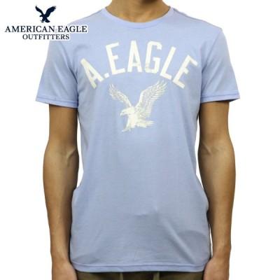 【ポイント5倍 9/25 0:00〜9/26 23:59まで】 アメリカンイーグル Tシャツ 正規品 AMERICAN EAGLE 半袖Tシャツ AEO GRAPHIC CREW T-SH