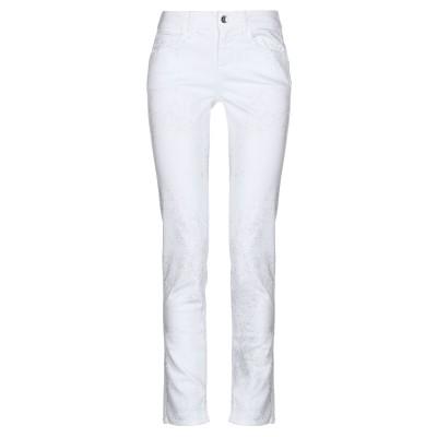 リュー ジョー LIU •JO ジーンズ ホワイト 26W-30L コットン 97% / ポリウレタン 3% ジーンズ