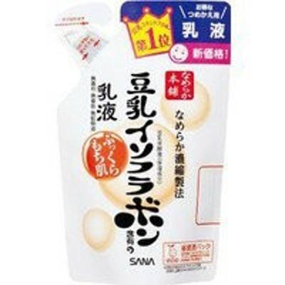 ○【 定形外・送料350円 】 サナ なめらか本舗 乳液NAつめかえ用 130mL
