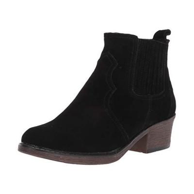 Propet Women's Reese Chelsea Boot, 7 XWide US Black