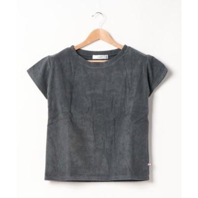 tシャツ Tシャツ 今治タオル半袖プルオーバー
