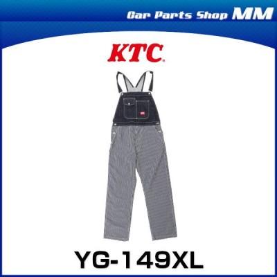 KTC YG-149XL KTC×児島ジーンズ サロペット XLサイズ