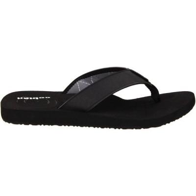 コビアン Cobian メンズ ビーチサンダル シューズ・靴 Floater 2 Flip Flops Black