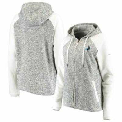 Columbia コロンビア スポーツ用品  Columbia Minnesota United FC Womens White Darling Days Full-Zip Jacket