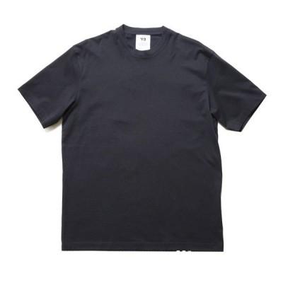 ワイスリー Y-3 Tシャツ 半袖 メンズ M 3 STP SS TEE H16334 BLACK ブラック