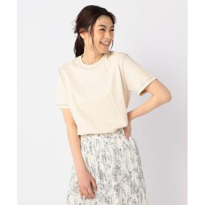 【フレディアンドグロスター】 STITCH Tシャツ #JD-9212 レディース キナリ 34 FREDY&GLOSTER
